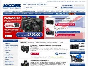 Jacobs Digital website