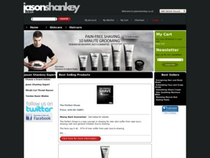 Jason Shankey Mail Order website