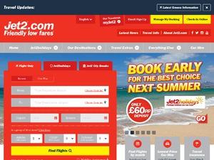 Jet2.com website
