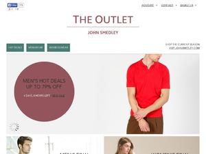John Smedley Outlet website