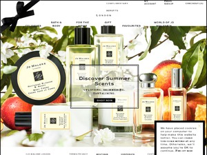 2. Copy Jo Malone promo code. Please double check the restriction of the promo code, if it has. 3. Paste Jo Malone promo code to the right place when checkout. Please make sure the product you choose meets the requirements. 4. See a deducted price & pay.