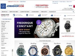 JomaShop website