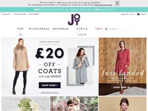 JOY website
