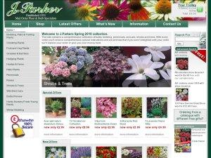 JParker website