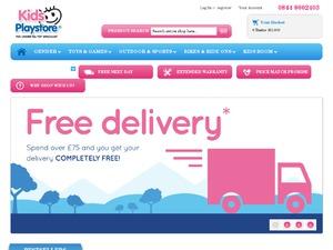 Kids Play Store website