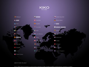 KIKO website
