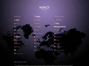 KIKO website