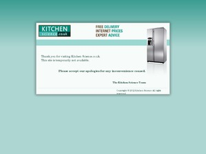 Kitchen Science website