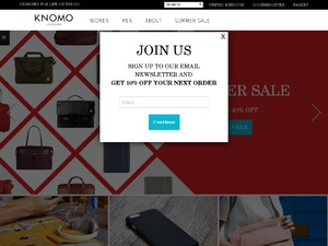 KNOMO website