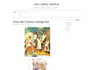 Koh Samui website