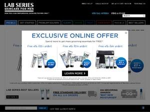 LABseries website
