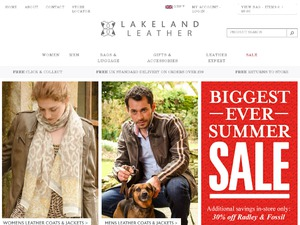 Lakeland website