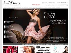 LaMonir website