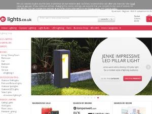Lights.co.uk website
