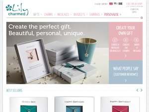 Lily Charmed website