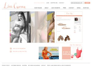 Lisa Curran website