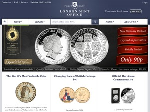 The London Mint Office website