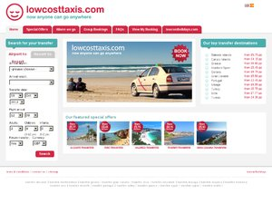 Lowcosttaxis website