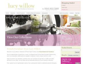 Lucy Willow website