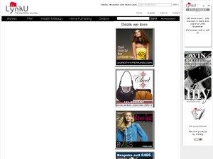 Lynku website
