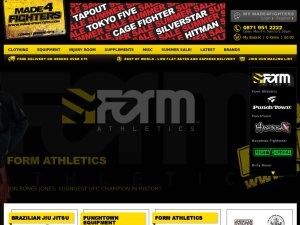 Made4Fighters website