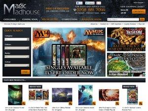 Magic Madhouse website