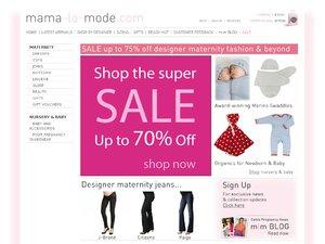 Mama-la-mode website