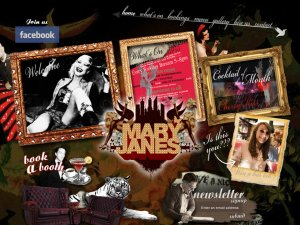 MARY JANES website