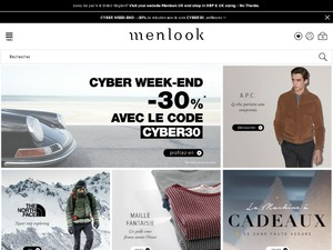 MenLook website