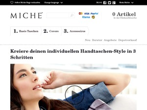 miche-bag.eu website