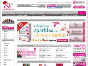 Mills & Boon website