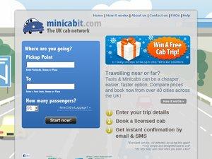 minicabit website