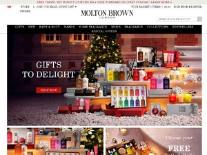 Molton Brown website