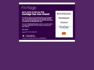 Montage website
