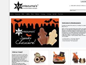 Montezumas website