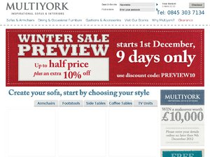 Multiyork website