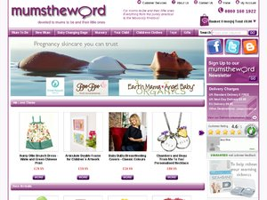 Mumstheword website