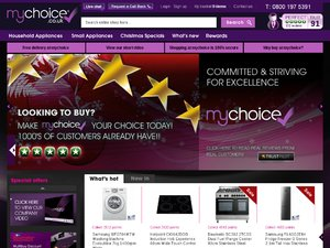 mychoice website