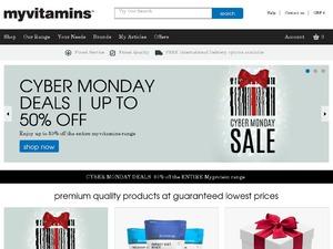myvitamins.com website