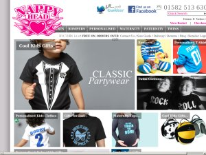 Nappy Head website
