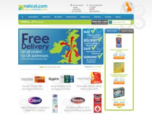Natcol website