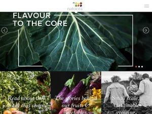 Natoora website