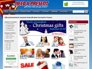 Needapresent website