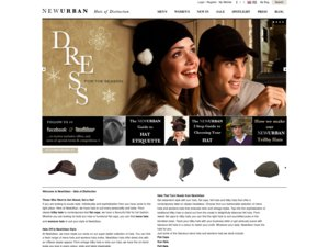Newurban website