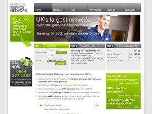 National Service Network (NSN) website