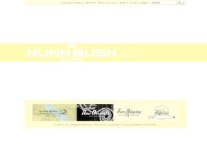Nunn Bush website