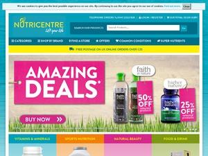 Nutri Centre website