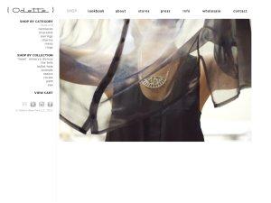 Odette website