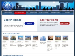 Off Plan Property Exchange website
