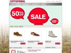 Offspring website